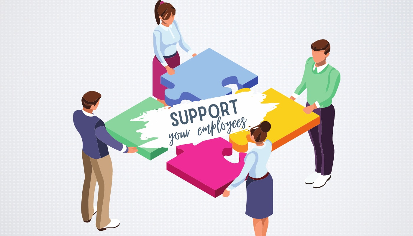 How to support your employees during a crisis?