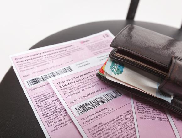 Взыскание задолженноси по пеням на коммунальные услуги