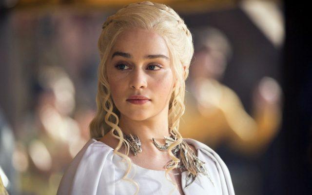 Эмилия Кларк рассказала, кому раскрыла финал «Игры престолов»