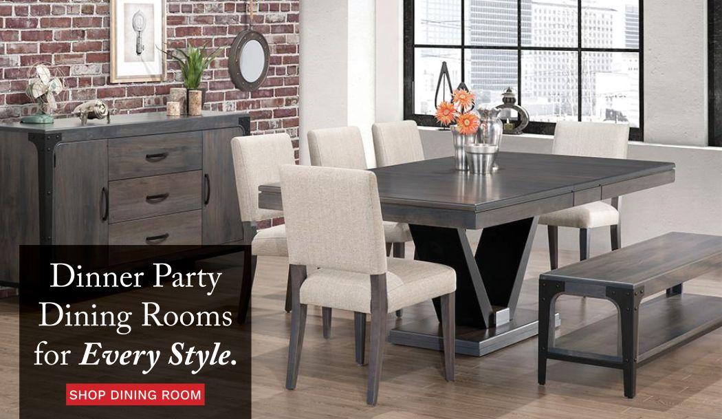 Furniture First, Dining Room Sets Edmonton