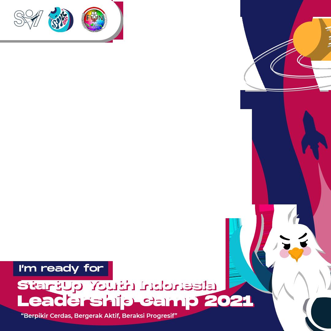Unduh Twibbon StartUp Youth Indonesia Leadership Camp 2021 – Panitia Gratis buatan StartUp Youth Indonesia