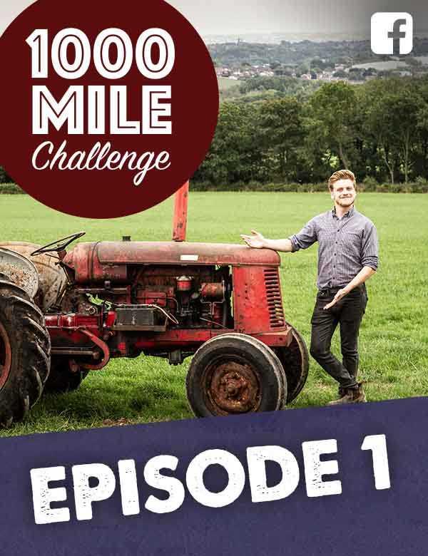 1000 miles, episode 1