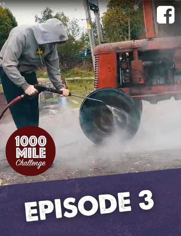 1000 miles, episode 3