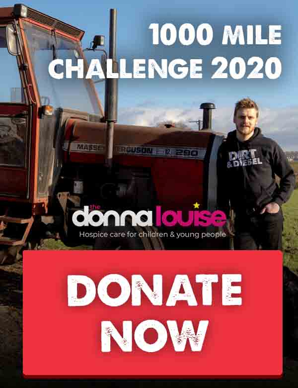 Donate to the Donna Louise Trust today!