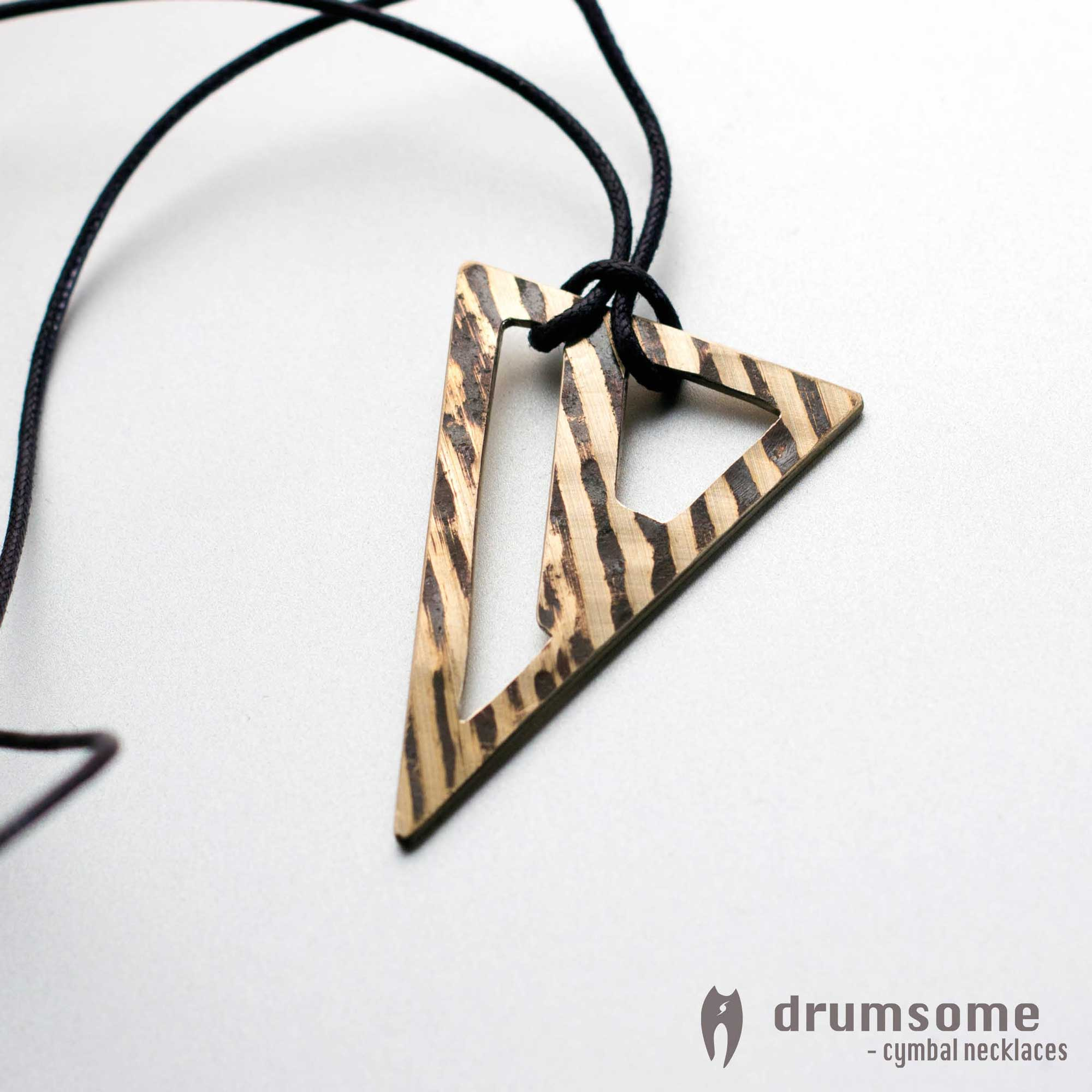 drummer necklace