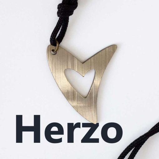 Herzo love pendant