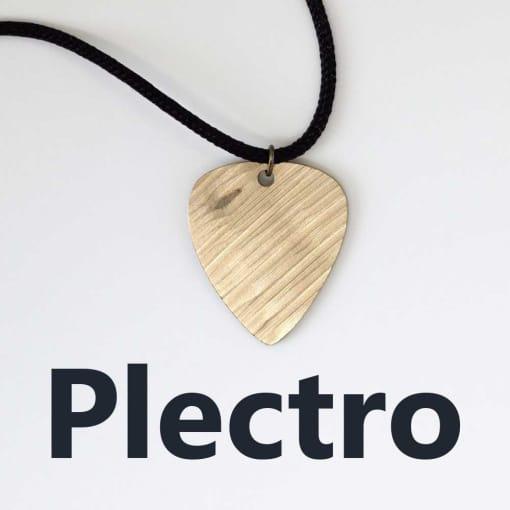 Guitarist necklace