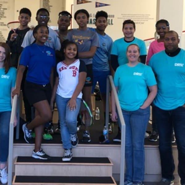Volunteering with Metrosquash