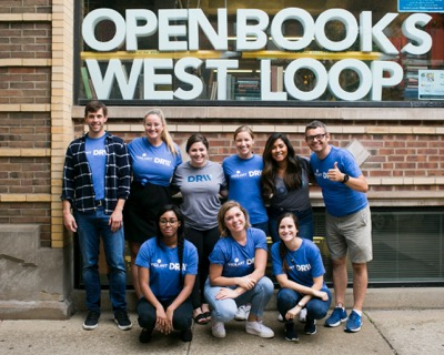 Organizing at Open Books
