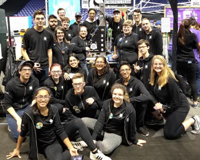 Coaching First Robotics teams