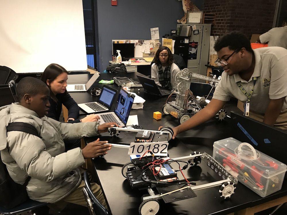 Robotics team project