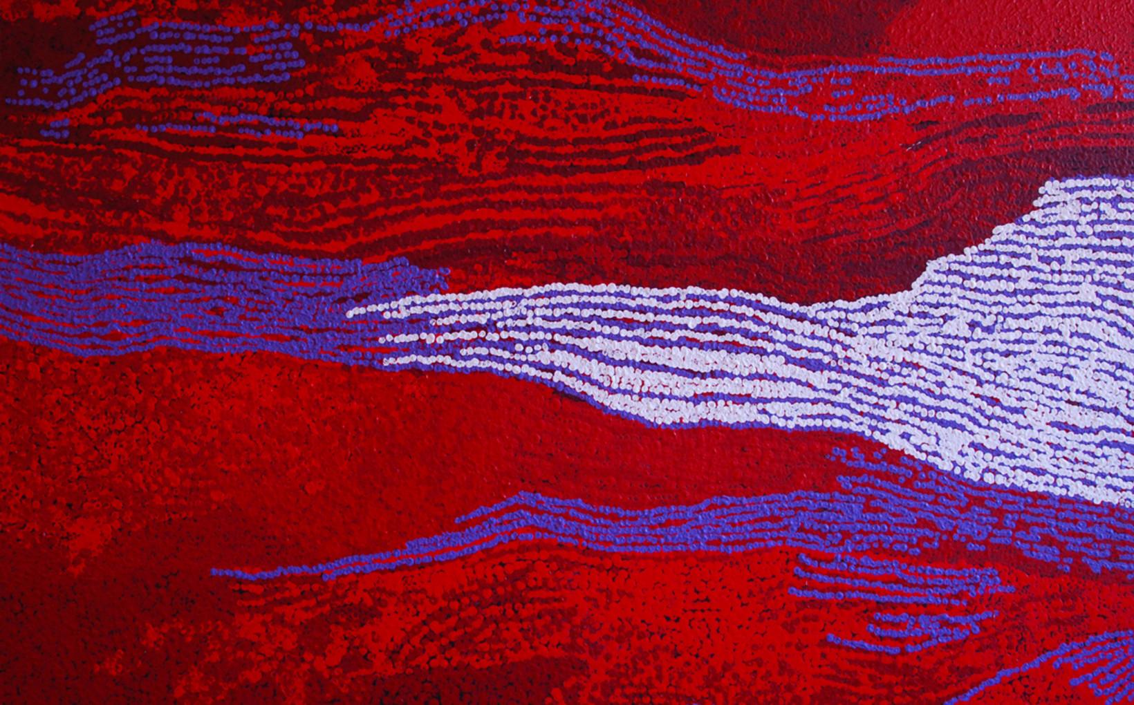 Yannima Tommy Watson Amp Nanda Hobbs Contemporary Amp Nanda