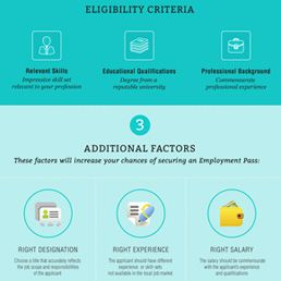 How to Increase Your Chances of a Successful Singapore Employment Pass Application