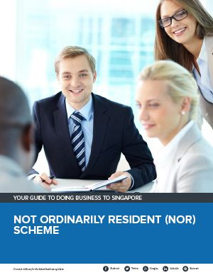 Not Ordinarily Resident (NOR) Scheme Guide