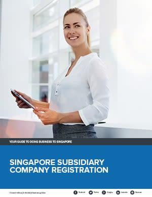 Singapore Subsidiary Company Registration Guide