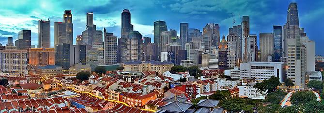Singapore Holding Company