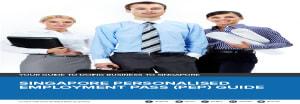 Singapore personalised employment pass