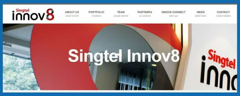 singtel-venture-singapore Top 22 Venture Capital Firms and Angel Investors in Singapore