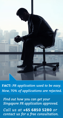 how to get your Singapore pr application approved