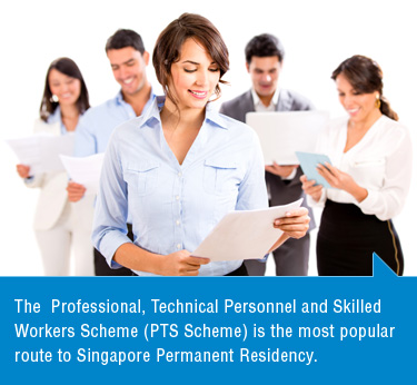 pts-scheme A Beginner's Guide for Singapore Permanent Residence Application