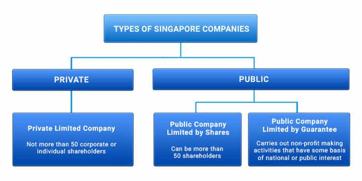 Singapore private limited company registration