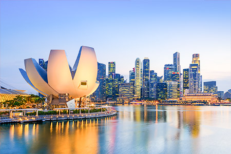 Why Singapore for Business