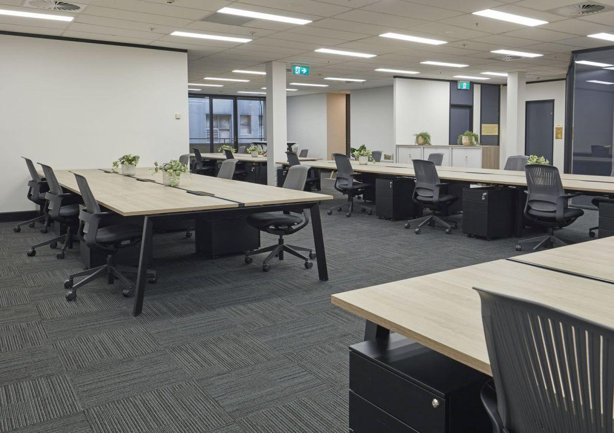 Office Space - Sydney CBD New South Wales, Matrix Carpet.