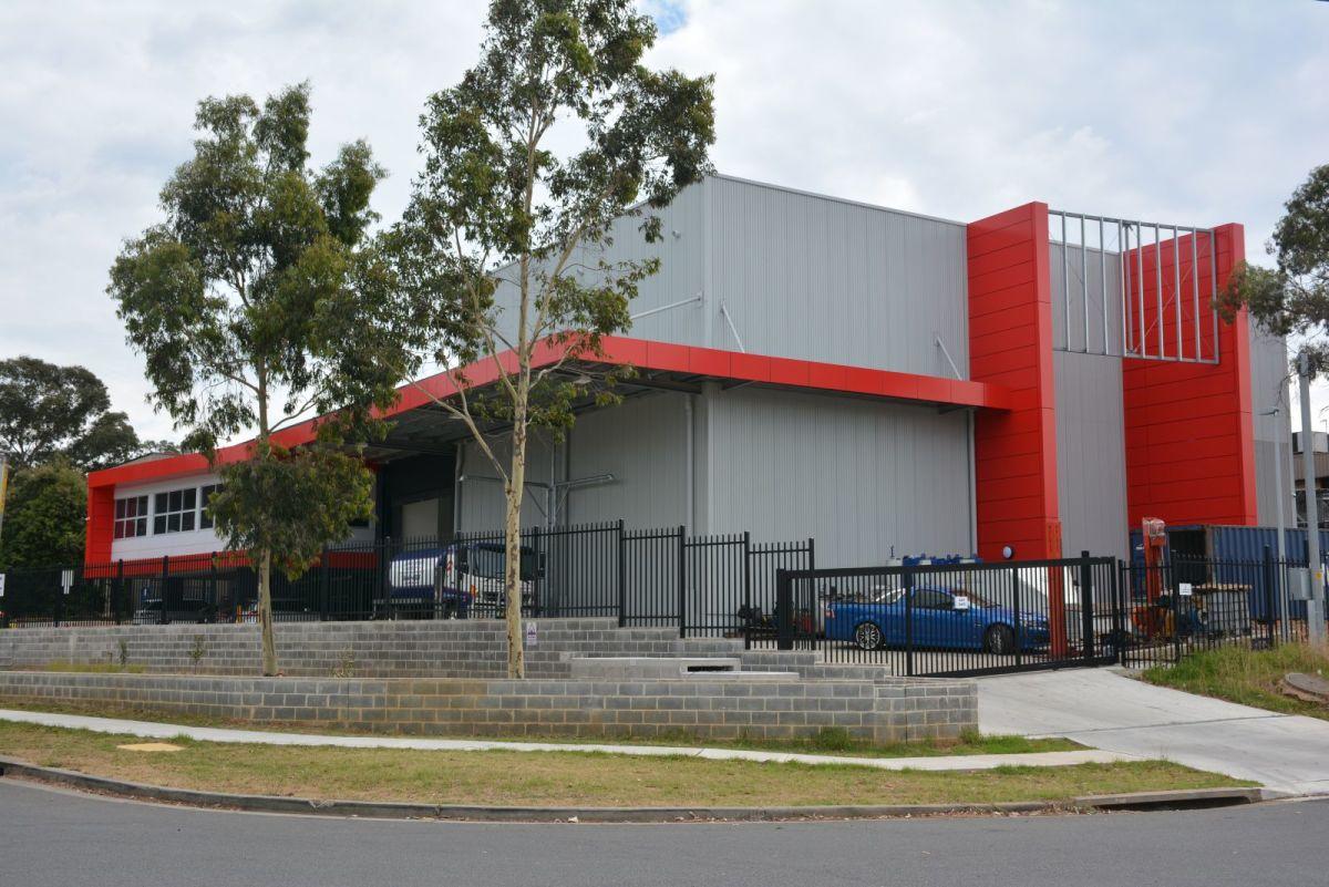 Sydney Recycling Services, Smithfield