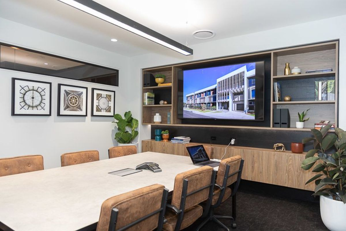 RZK Office Fitout