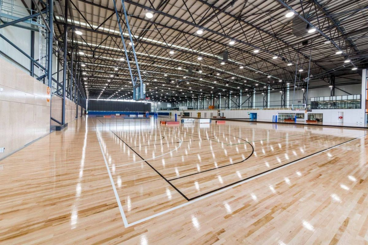 Coomera Sports and Leisure Centre 2018 Commonwealth Games Legacy Build