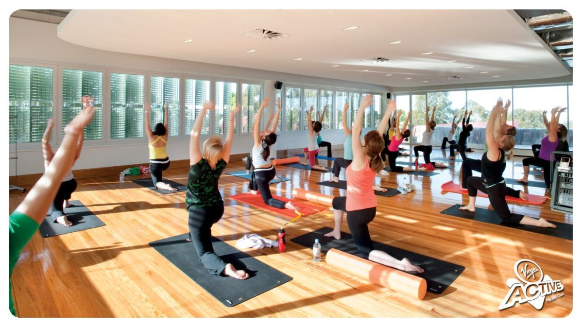 Virgin Active Gym, Frenchs Forest NSW