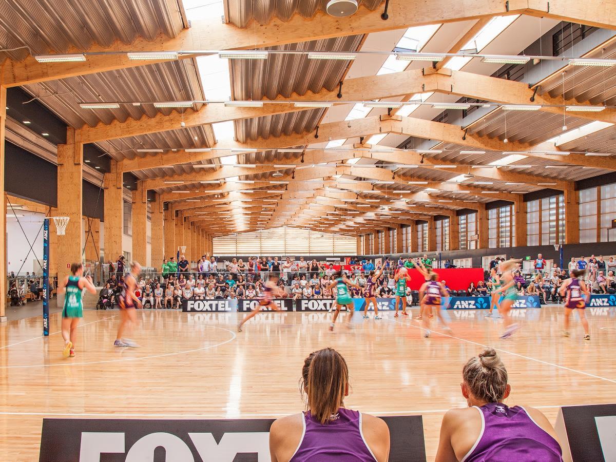 Netball Central, Sydney Olympic Park NSW