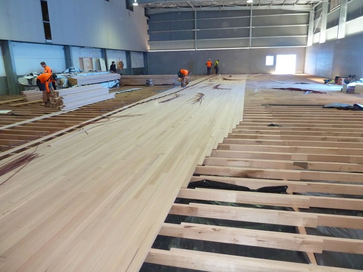 Northern Beaches Indoor Sports Centre, Warriewood NSW