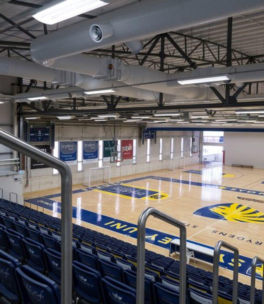 Sydney Uni Sports Centre, Darlington NSW