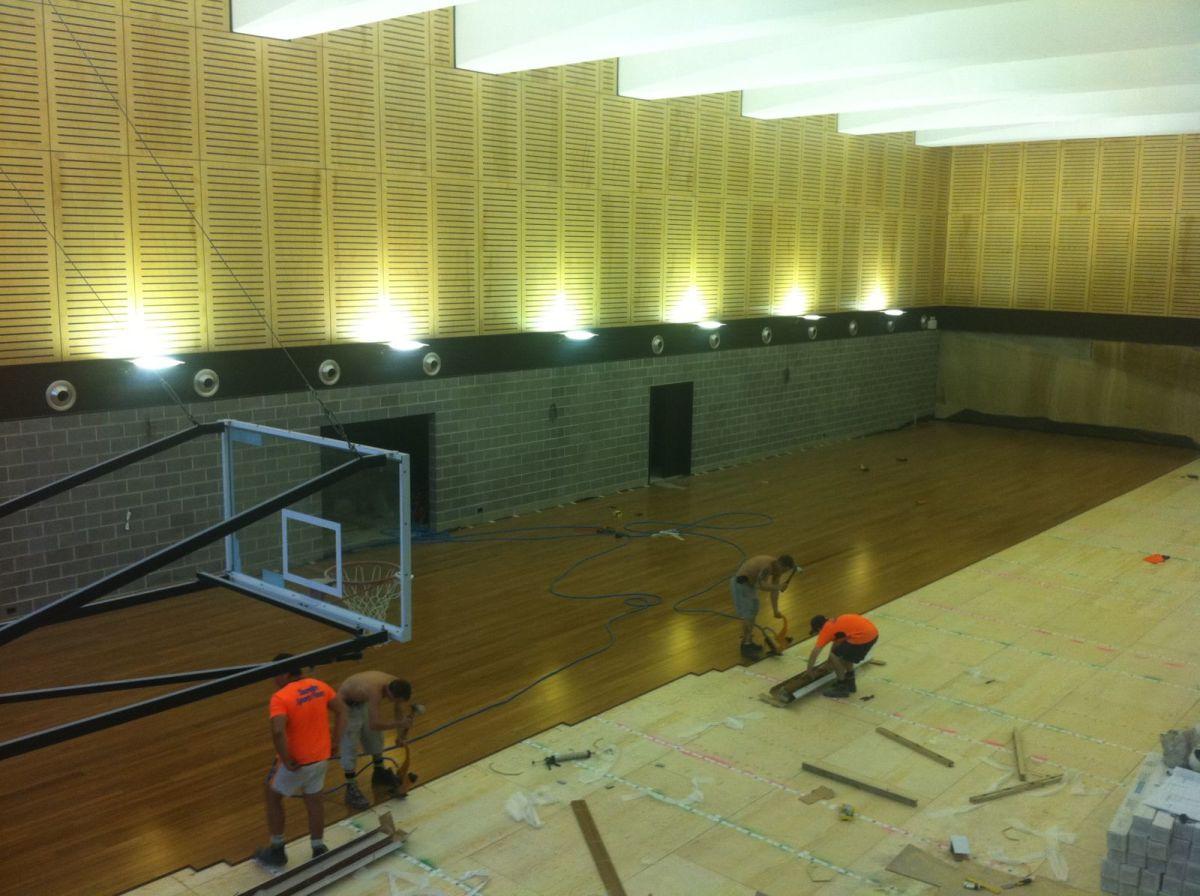 UTS Sports Centre, Sydney NSW