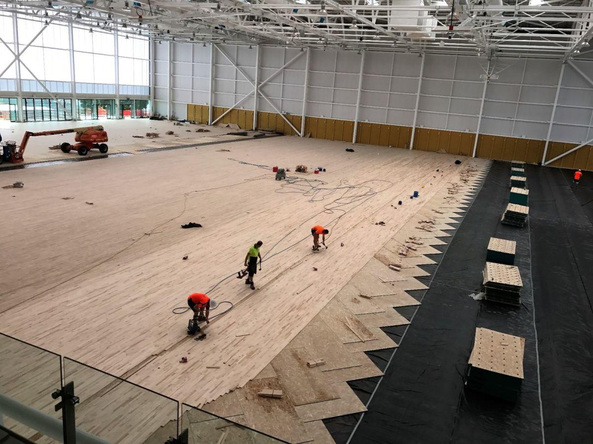 Gold Coast Sports & Leisure Centre, Carrara QLD