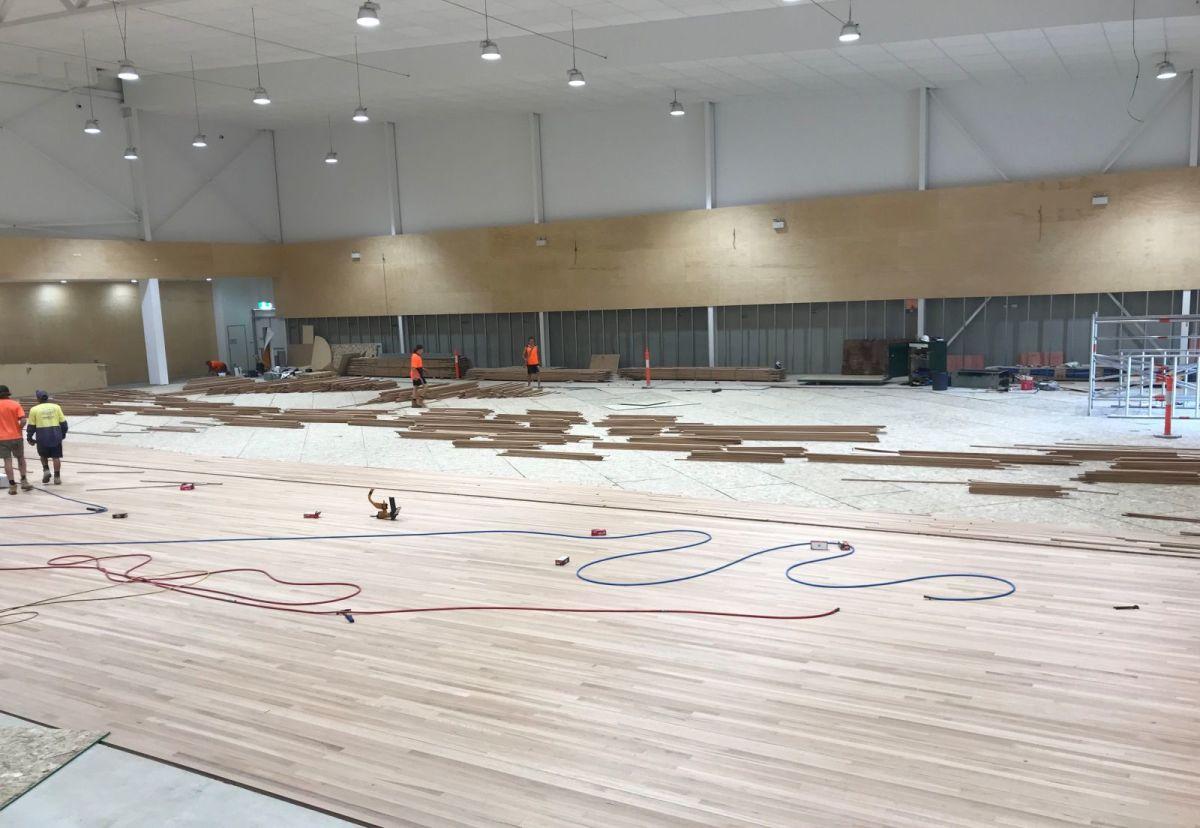 Shoalhaven Indoor Sports Stadium, Bomaderry NSW