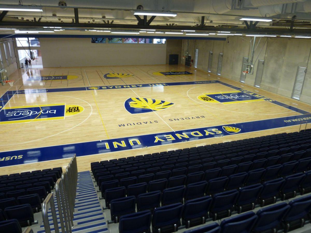 Sydney University Sports Centre, Darlinghurst NSW