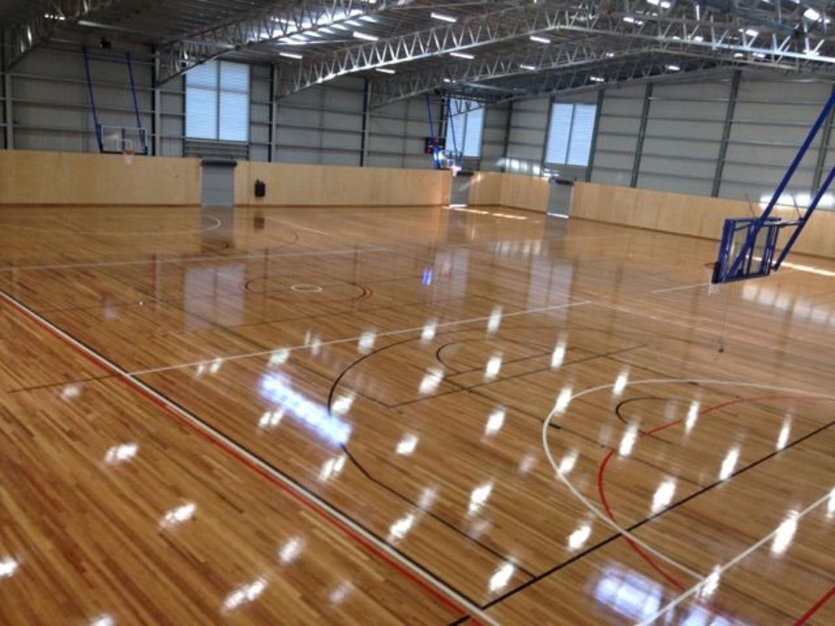 Casino Indoor Sports Stadium, Casino NSW