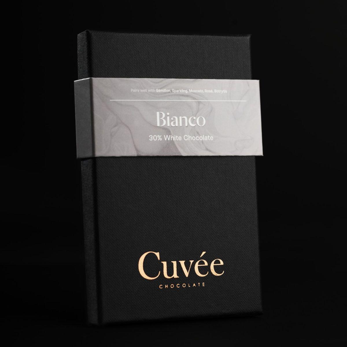Cuvée Chocolate - Bianco 35% White Chocolate