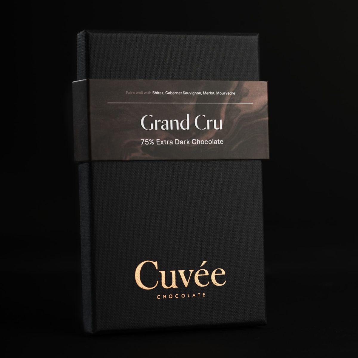 Cuvée Chocolate - Grand Cru 75% Extra Dark Chocolate