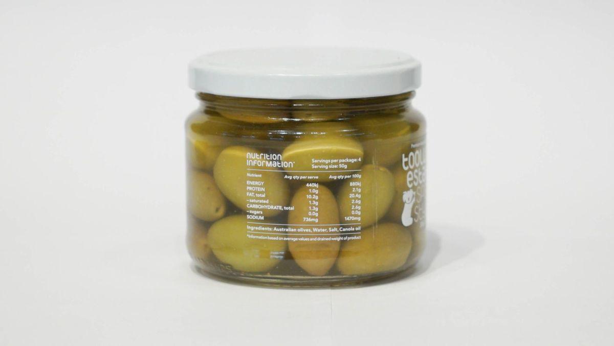 Toolunka Creek Olives - Italian Style