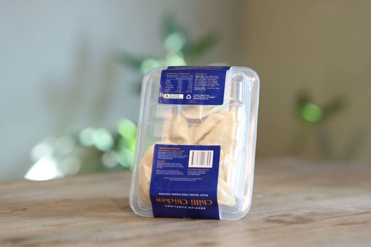 Sunny Brand - Chilli Chicken Dumplings