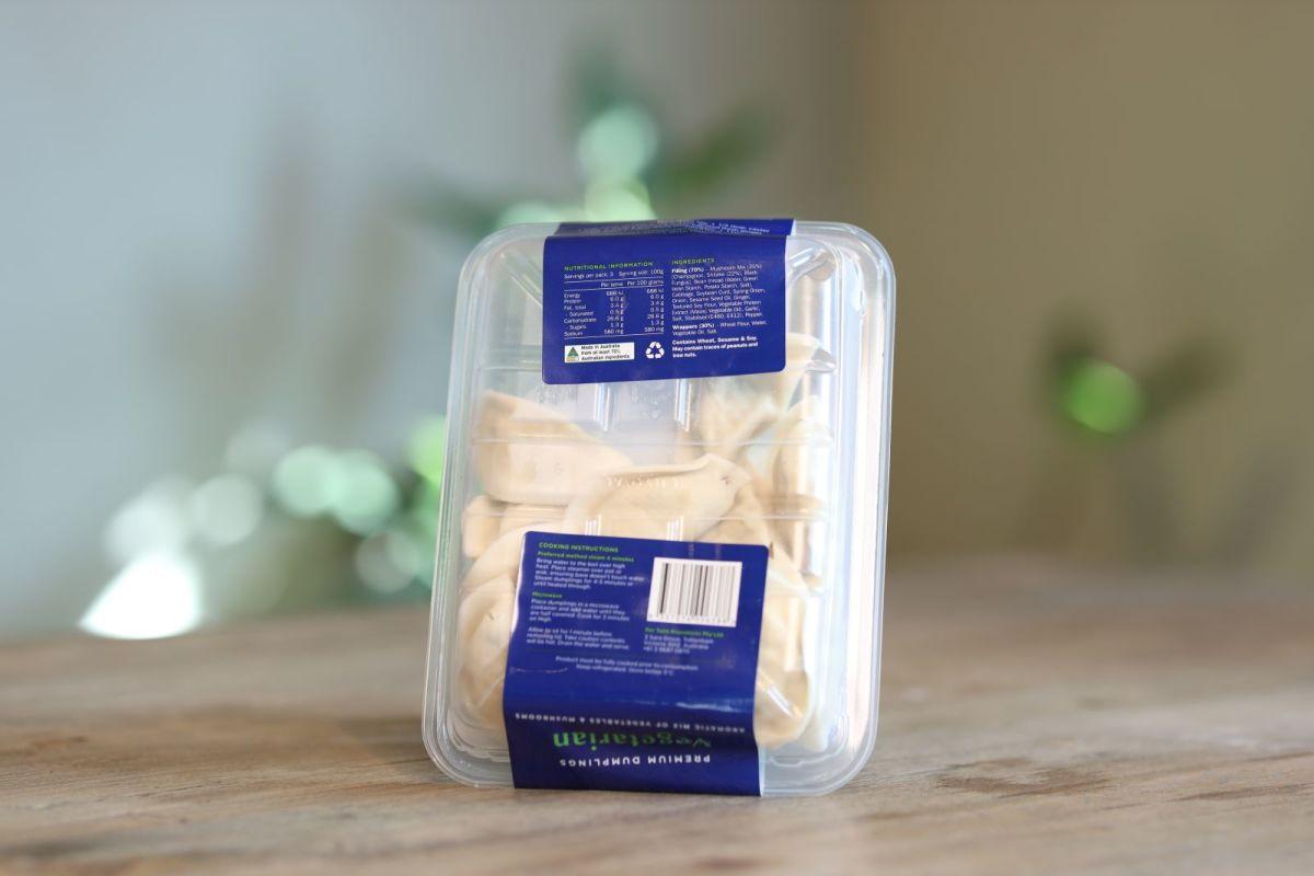 Sunny Brand - Vegetarian Dumplings (Shiitake Mushroom)