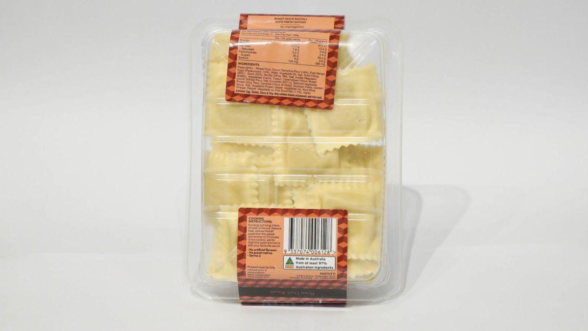 Per Tutti Pasta - Roast Duck Ravioli