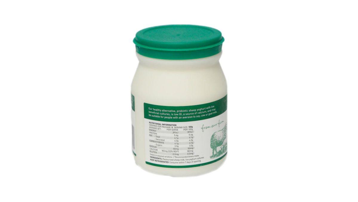 Meredith Dairy - Yoghurt - Sheep Milk - Probiotic