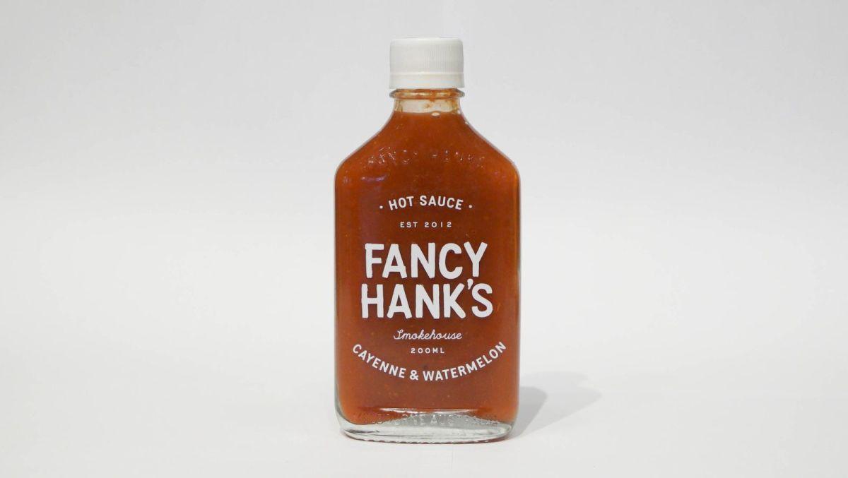Fancy Hanks - Cayenne & Watermelon