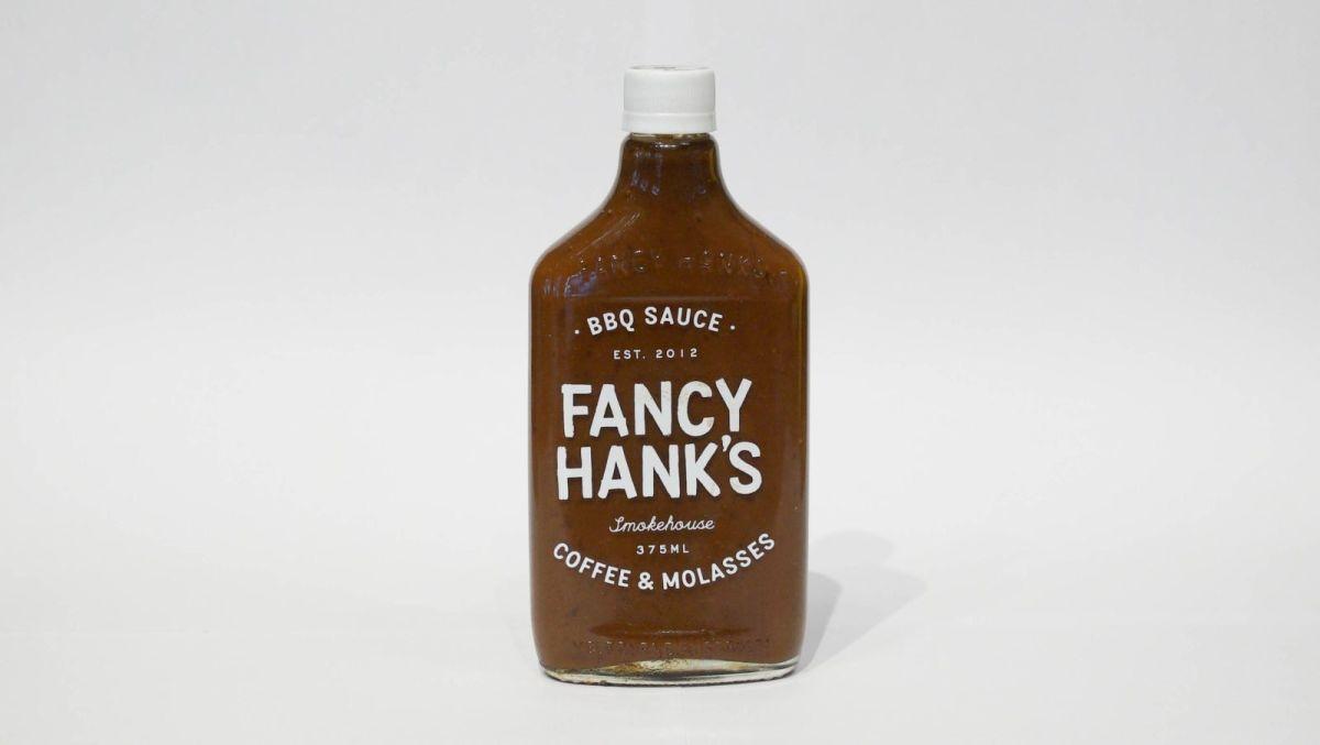 Fancy Hanks - BBQ Coffee & Molasses