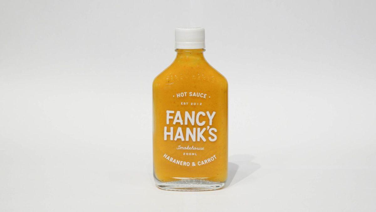 Fancy Hanks - Habanero & Carrot
