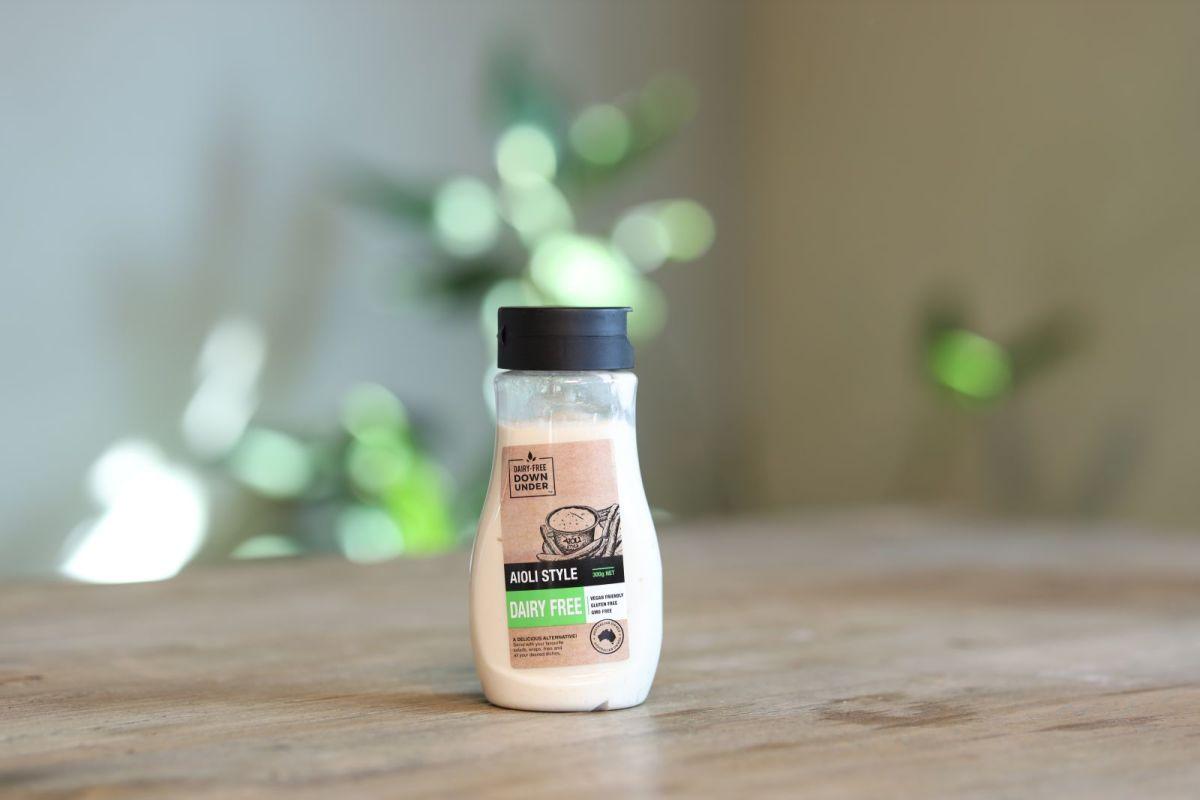 Dairy-Free Down Under - Aioli Style Mayonnaise
